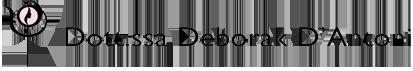 Dott.ssa Deborak D'Antoni Blog